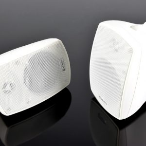 BH Series Indoor / Outdoor Background Speakers – Supplied in Pairs
