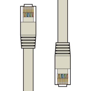 Cat6 UTP RJ45 Ethernet Patch Cables