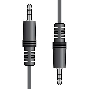 Essential 3.5mm Stereo Plug to 3.5mm Stereo Plug Leads