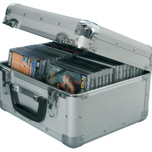 Aluminium CD Flight Cases