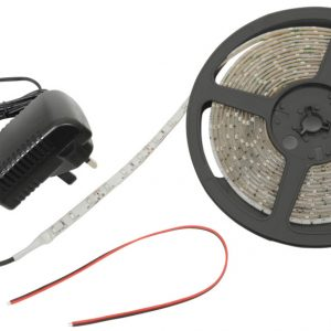 5m DIY LED tape kit – single colour IP65