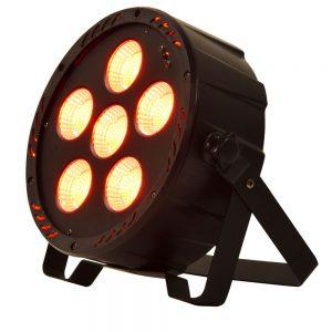 PAR-180 High Power RGB PAR Light with IR Remote