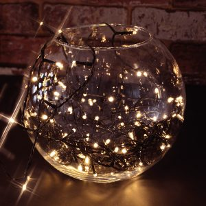 Indoor LED Battery Powered String Lights