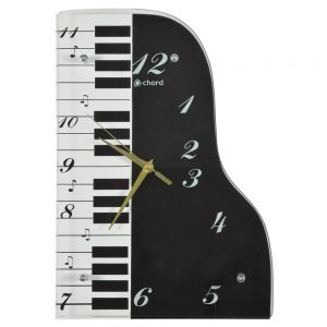 Music Themed Wall Clocks