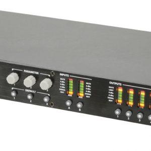 Digital Speaker Management System