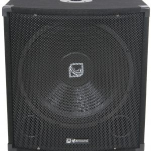 QT Series Bass Boxes