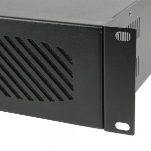 Q Series Stereo Power Amplifiers