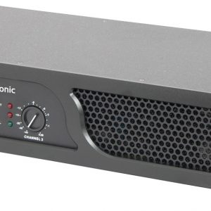 PPX Series Power Amplifiers