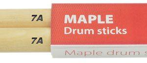 Maple Drum Sticks – 1 Pair
