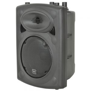 QRK Series Active Moulded Speaker Cabinets