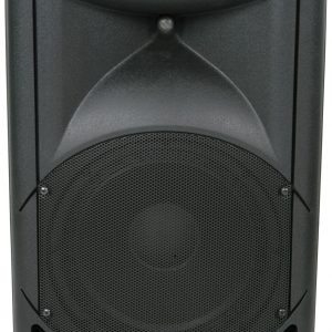 QS Series Active Moulded Speaker Cabinets