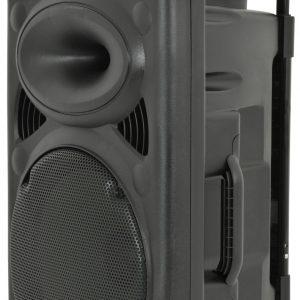 QR Series Portable Powered PA Units