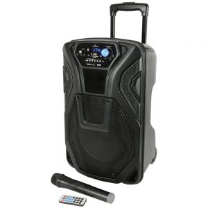 Busker-U Portable PA Units with Bluetooth and UHF Microphone/s