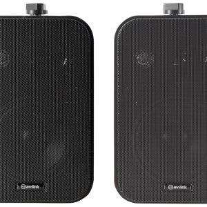 Stereo Background Speakers