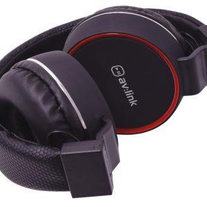 Multimedia Headphones with Inline Microphone