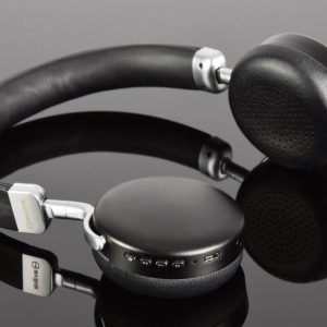 NEO: Metallic Bluetooth Headphones