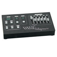 6 Channel 54 Digital Dmx controller