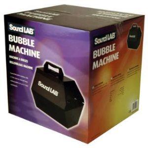 Soundlab Bubble Machine