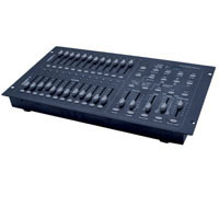 24 Channel DMX Lighting Control Panel