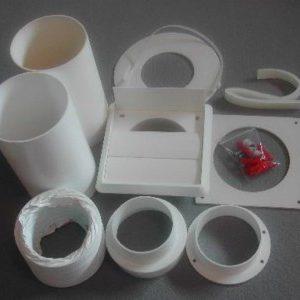 Universal tumble drier kit