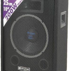 Speaker PA 10′ 100/200W QTX