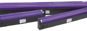 QTX 4ft Ultra Violet (Black light) unit complete with tube