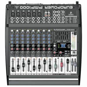 Behringer Black 500W Europower PMP1000