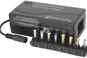 Power Supply 240v Reg 12v-24v 4000Mah