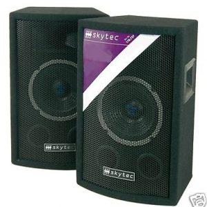 Speaker PA 08′ 50/100W QTX