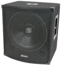 Speaker Bass Box 300w QTX