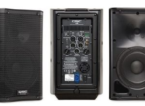 QSC – K Series 8′ Active Loudspeaker