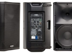 QSC – K Series 12′ Active Loudspeaker