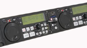 MPSD-1 DUAL SD CARD MP3 PLAYER
