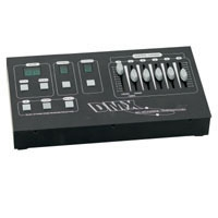 54-CHANNEL DIGITAL DMX CONTROLLER