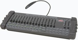 DM-X16 192 CHANNEL DMX CONTROLLER