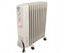 Supawarm 2.5kwTimed oil filled radiator