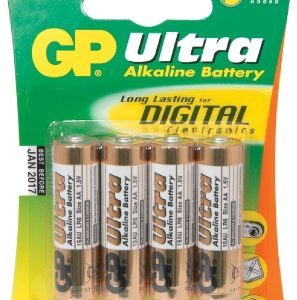 ULTRA ALKALINE AA BATTERIES