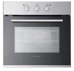 MONTPELLIER STAINLESS STEEL SINGLE MULTIFUNCTION OVEN