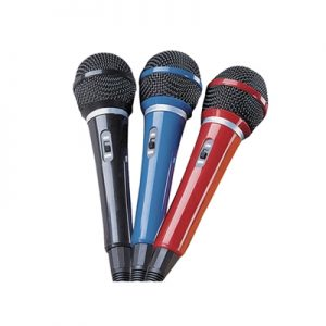 Dynamic 600OHMS Karaoke Microphone