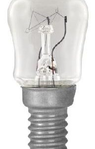 Microwave/Cooker Bulb 300C 15w SES Pygmy WPLLAMPBOX2