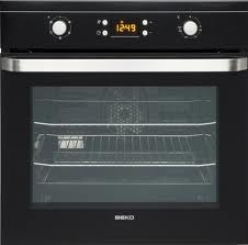 Cooker Built Under Double Indesit Stainless Steel