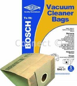 Bosch Vacuum Bag Hotpoint 3370