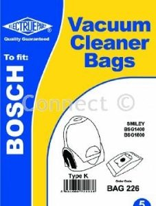 Bosch Smiley Vacuum Bag