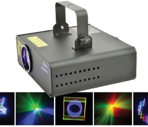3D Objects Laser