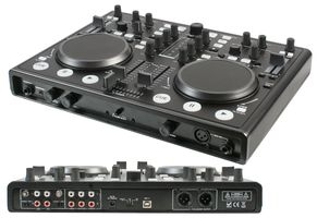 USB MIDI DJ Controller