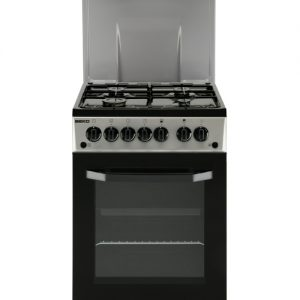 BEKO GAS COOKER SILVER