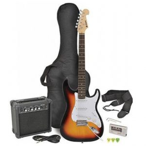 CAL63PK Electric Guitar & Amp Package