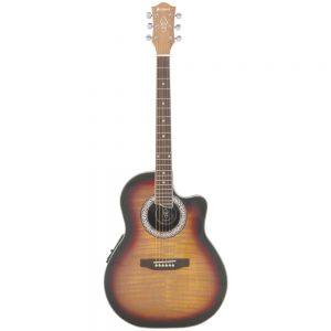 Bowlback Electro-acoustic Guitar