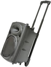 QR Series Portable PA Units