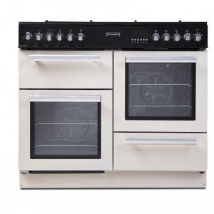 Montpellier RMC100DFC/X/K Dual Fuel Range Cooker